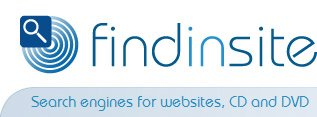 FindinSite: search engines for MS-servers, Java-servers and CDs/DVDs