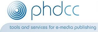 PHDCC logo